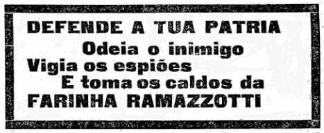 1917 Publicidade[5] a CAPITAL JORNAL