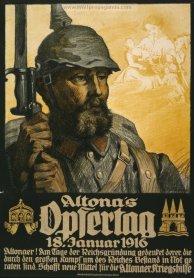 Altona's Opfertag, 18. Januar 1916